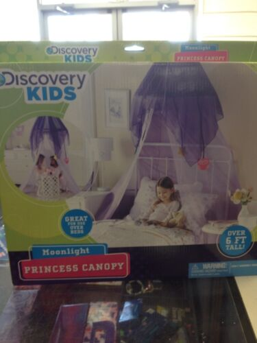 Discovery Kids Moonlight Princess Canopy