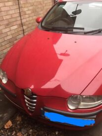 Alfa Romeo's 1.9jtd Breaking For Spares