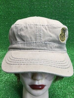 Panera Bread Cadet Hat Tan Khaki Strapback Adjustable One Size Replacement Bread