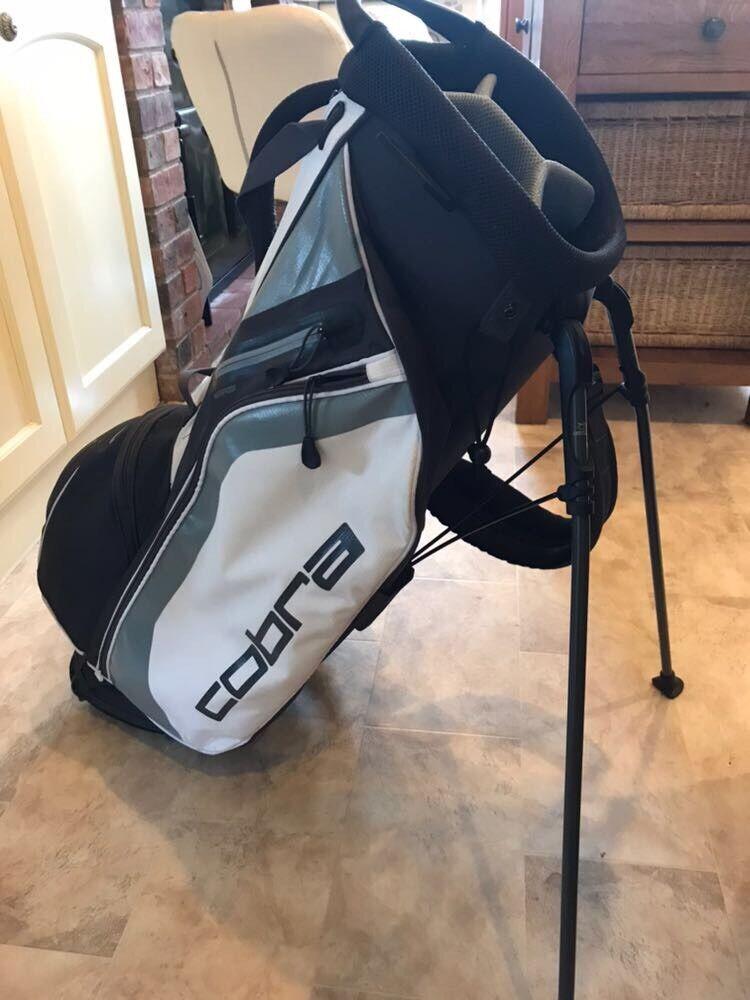 Cobra golf stand bag