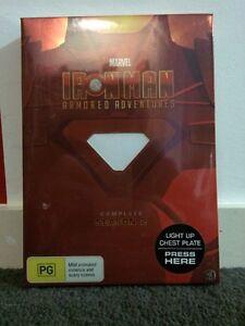 IRON MAN (MARVEL) ARMORED ADVENTURES *SEASON 2 (4 Disc DVD) *BRAND NEW & SEALED