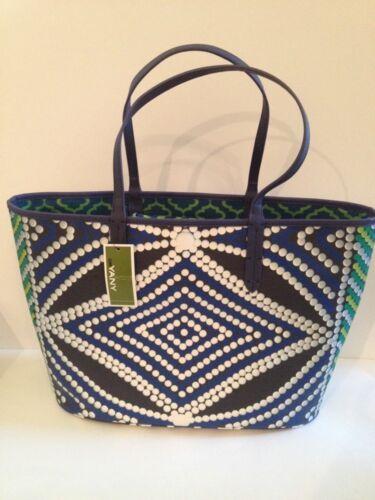 ORYANY Womans Women Large Handbag Tote Purse Lombok Print Bl