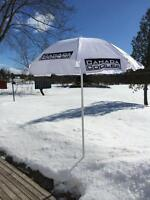 Canada Cooler Patio Umbrella
