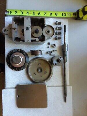 Vintage Molser Old Crain Hinge Vault Door Lock Brass Steel