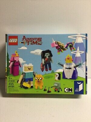 NEW Lego Ideas Adventure Time 21308 (Retired) Cartoon Network SEALED