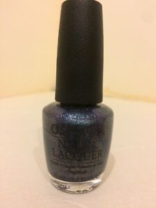 NEW OPI ON HER MAJESTY'S SECRET SERVICE D 16 Polish Lacquer COLOR FULL SIZE