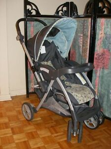 Poussette seulement - Graco Alano - stroller only