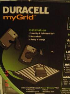 """DURACELL MY GRID"" CHARGING PAD - FOR UP TO 4 DEVISES AT ONCE Windsor Region Ontario image 2"