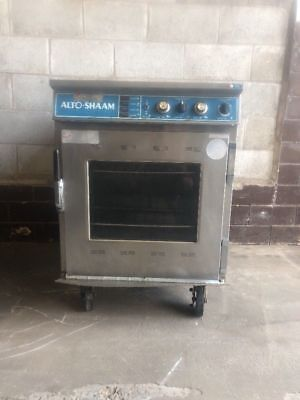 Alto Shamm 767-sk Slow Cook And Hold With Smoker Fast Shipping Warranty