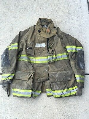 Firefighter Globe Turnout Bunker Coat 51x35 G-xtreme Halloween Costume