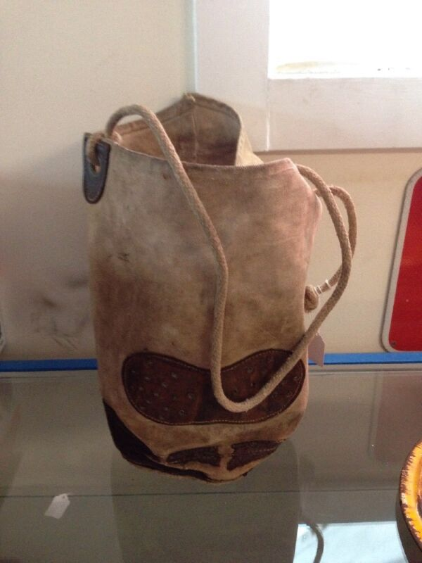 Antique Feed Bag