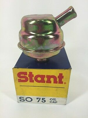 STANT SO-75 (10075) Engine Crankcase Breather Cap Oil Filler