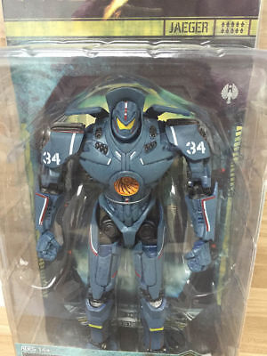 Pacific Rim Jaeger Gipsy Danger Action Figure Figurines Robot Toy 19CM for sale  Shipping to Canada