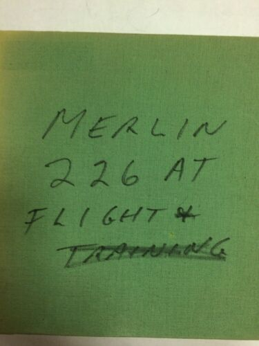 Swearingen Merlin  SA226-AT Original FAA Approved Airplane Flight Manual