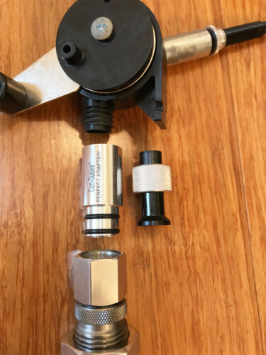 LEE Powder Measure TO Perfect Adapter™ for Lee Pistol & Rifle Dies - Gun-Guides