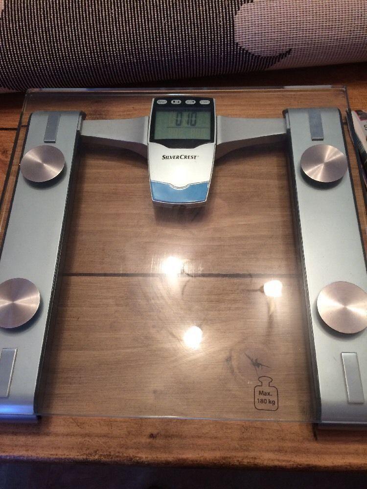 Silver Crest Bathroom Scales. Modern Family Bathroom Ideas