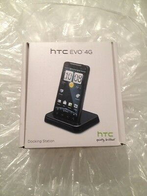 Original HTC EVO 4G DOCKING Station with HDMI cable NEW IN SEALED BOX on Rummage