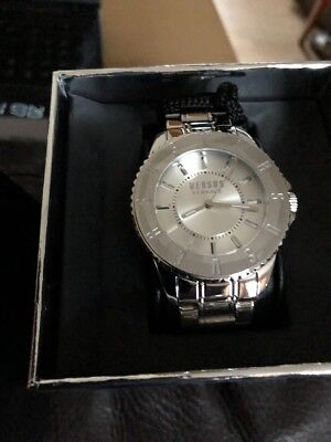 Versus Versace Silver Ladies Watch