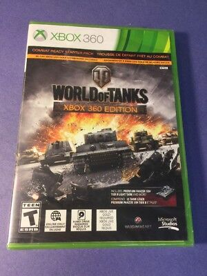 World Of Tanks   Xbox 360 Edition    Xbox 360  New