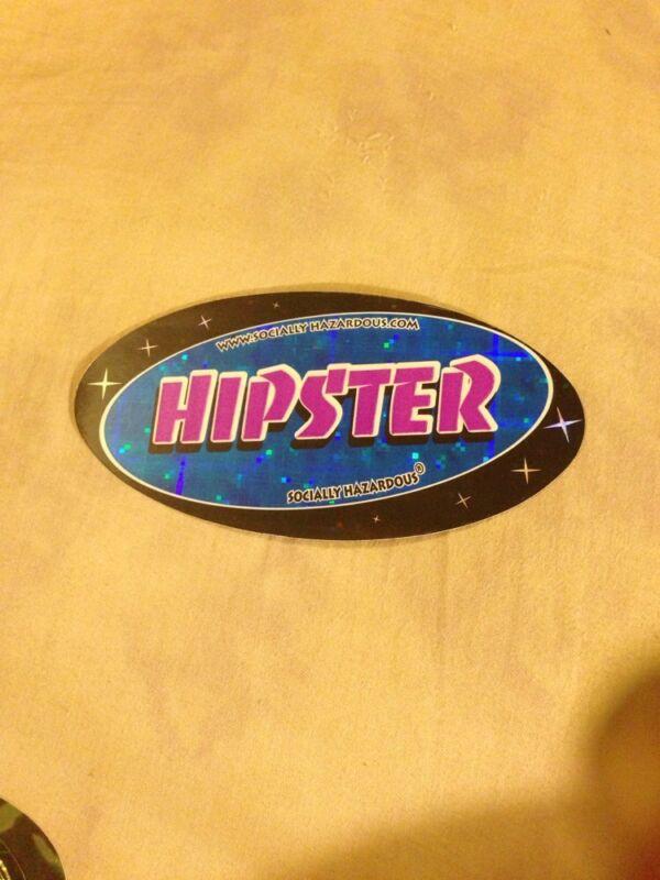 Hipster Bumper Stocker