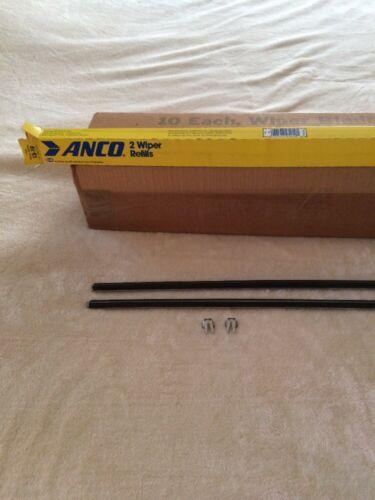 Anco Windshield Wiper Refills 13-19 Box Of Ten Pairs