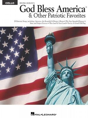 God Bless America and Other Patriotic Favorites Cello Instrumental 000841656