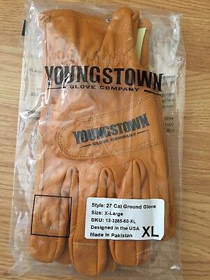 Youngstown 27 Cal Ground Work Gloves X-large