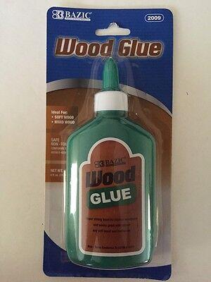 Bazic Wood Glue 4oz. Bottleitem 2009