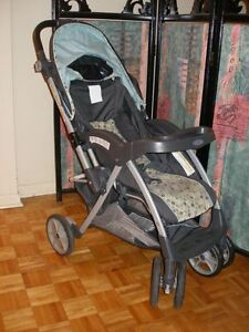 Poussette seulement - Graco Alano - stroller only West Island Greater Montréal image 2