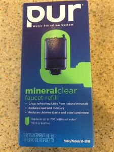Pur Water Filter Refill Ebay