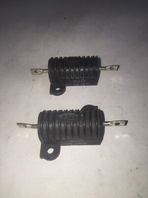Dale 2 Pack 162 Ohm 15 Watt 1 Tolorence Resistors Rh-25 6325
