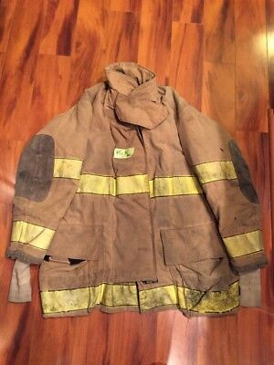 Firefighter Turnout Bunker Coat Globe 44x35 Halloween Costume 2000
