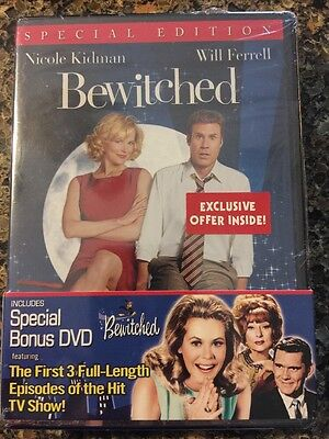 Bewitched Bewitched Tv Limited Edition Sampler 2 Pack  Dvd  2 Disc  Brand New