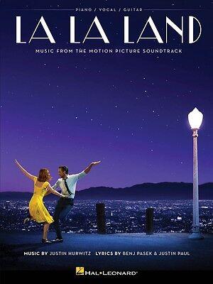 La La Land Sheet Music from Movie Soundtrack Piano Vocal Guitar Book 000216740