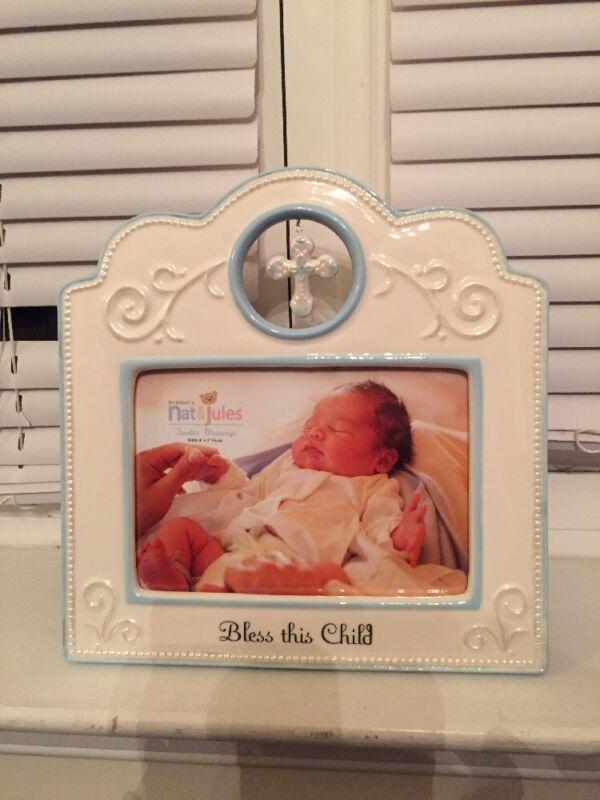 NEW Baptism/Christening Gift Frame