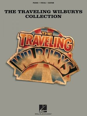 Traveling Wilburys Sheet Music Piano Vocal Guitar SongBook NEW 000306907