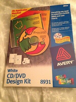 avery templates 8931 - avery cd labels owner 39 s guide to business and industrial