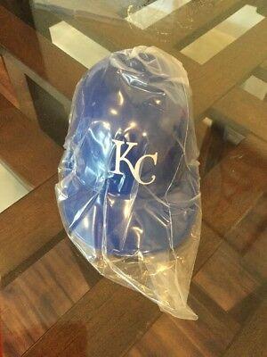 - Kansas City Royals Mini Ice Cream Sundae Helmet Aquafina Brand New In Package