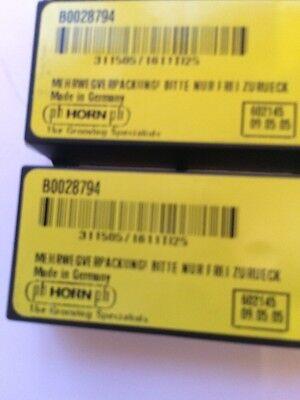 New Ph Horn 31150571611t125 602145 09.05.05 Curved Insert - 2 Per Box