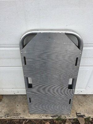 Ferno Washington Aluminum Full Body Long Spine Back Board Emt Rescue