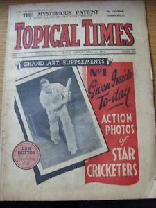 22-05-1937-Topical-Times-Magazine-No-0914-Inside-The-Stars-Of-Then-Now-Old