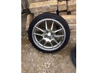 17. Inch 4. Stud alloys. Mint condition
