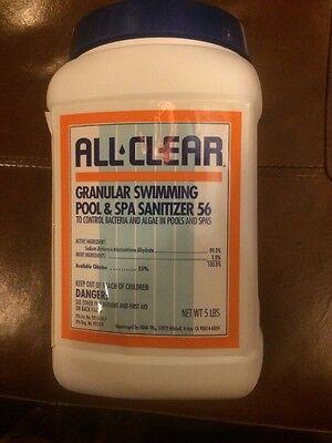 Leisure Time Spa 56 Hot Tub Chlorinating Granules 5 Lb