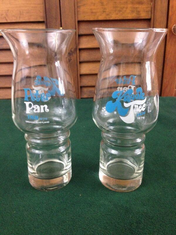 Kapok Tree Inns Peter Pan Inns Restaurant Hurricane Tall Bar Glass Urbana MD