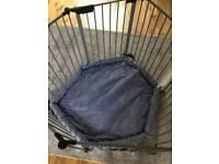 For sale playpen/room divider