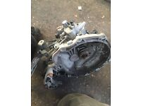 2002 Vauxhall Corsa 1.2 8v F13 Gearbox 42000 Miles Breaking