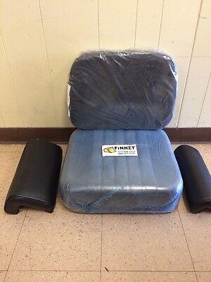 Caterpillar 977 977a 977h Seat Set Loader 4 Piece Cushion Cat Arm Rests 53a