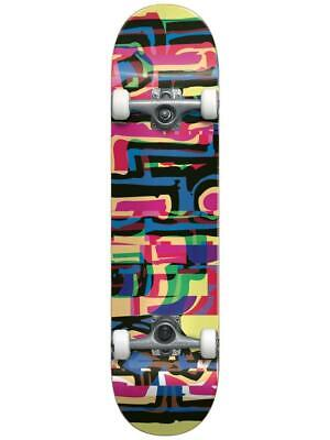 """Blind Logo Glitch 7.25"""" Youth First Push Skateboard Complete - Brand New!"""
