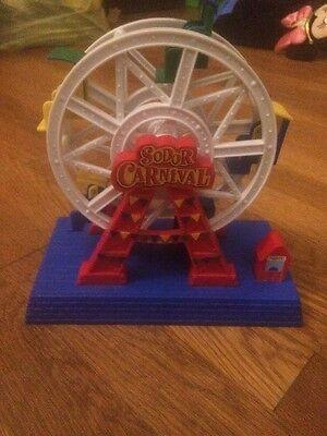Thomas Train Trackmaster Sodor Carnival Ferris Wheel
