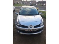 Renault Clio 2006 - £78k miles - Good condition